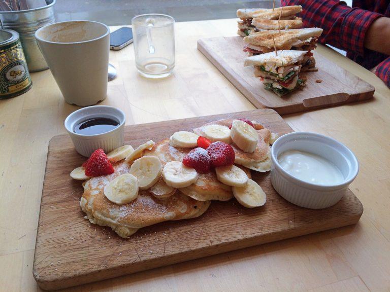 Taste of London, czyli odkrywamy angielskie smaki, część I