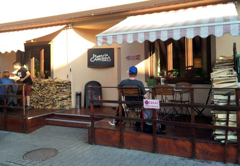 Pizzeria Camorra // Myślenice