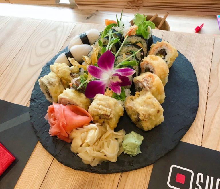 Susharnia Sushi Bar // Katowice