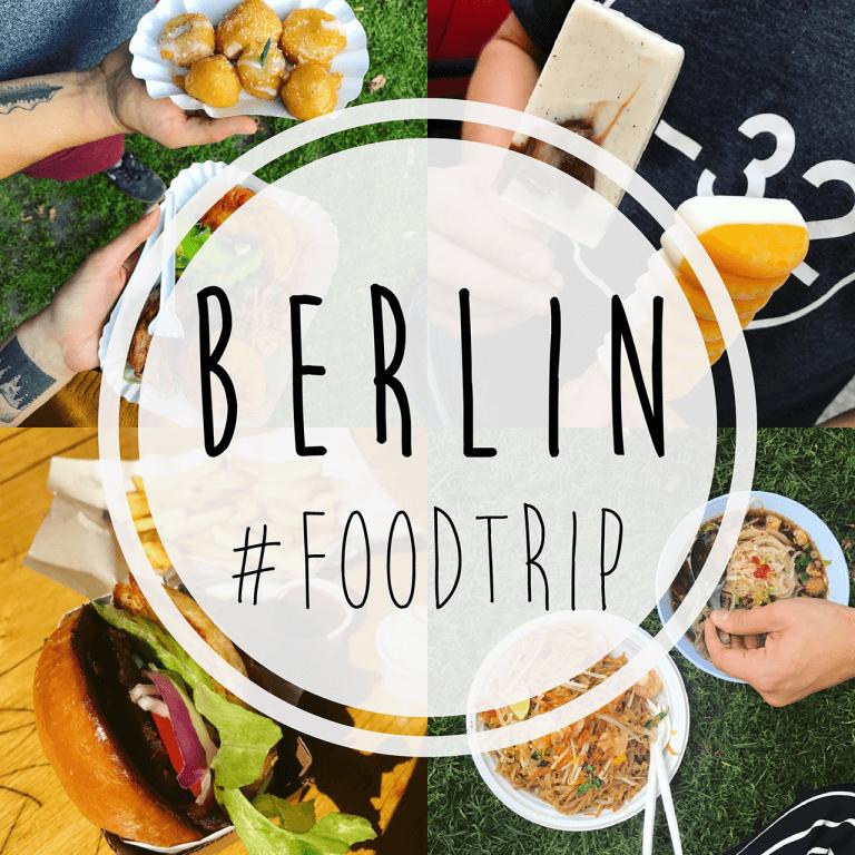 #FOODTRIP, czyli gdzie zjeść w Berlinie?